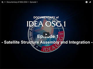 Documentary of IDEA OSG 1 - Episode 1